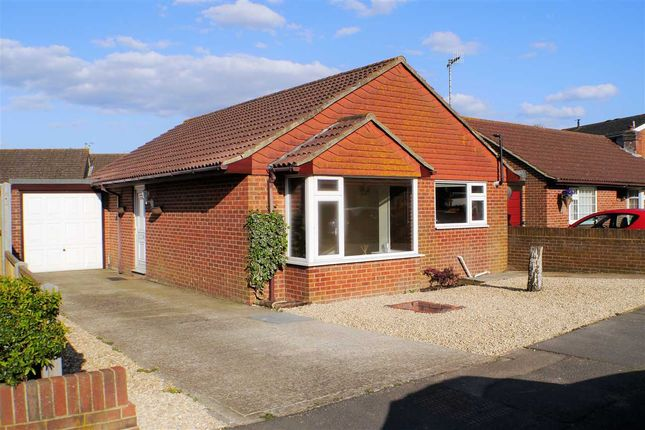 Thumbnail Bungalow to rent in Manor Way, Lancing