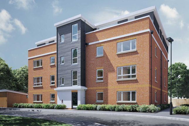 """1 bed flat for sale in """"Mithian Court - Ground Floor 1 Bedroom"""" at Quarryside Business Park, Trowers Way, Redhill RH1"""