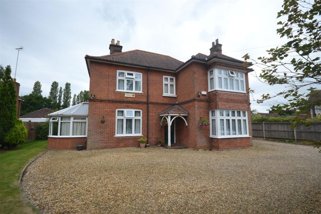 Thumbnail Detached house for sale in Yarmouth Road, North Walsham