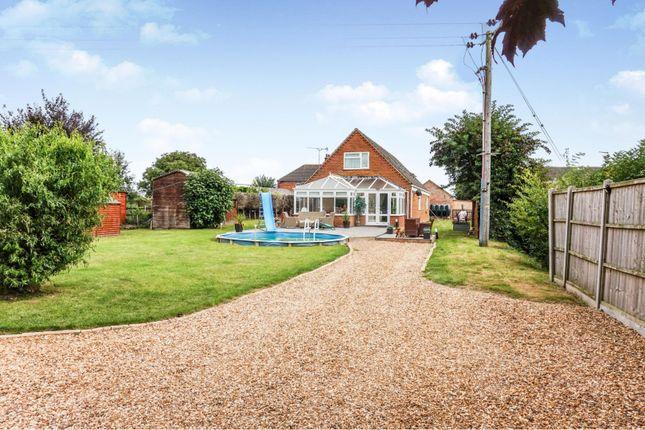 Thumbnail Detached house for sale in Terrington St Clement, King's Lynn