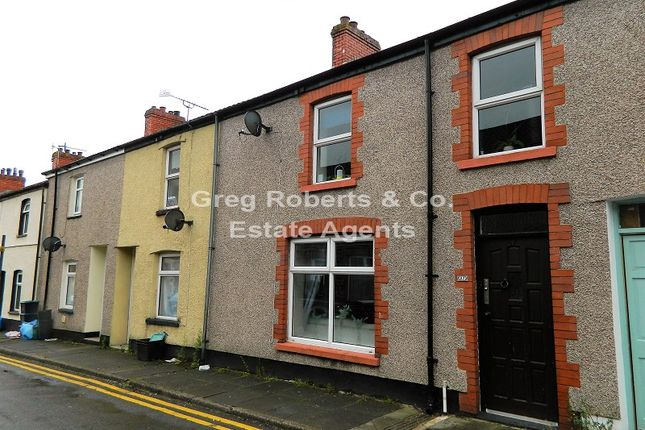 Thumbnail Terraced house for sale in Harcourt Street, Ebbw Vale, Blaenau Gwent.