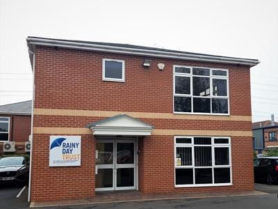 Thumbnail Office to let in Upper Floor 8 The Courtyard, Harris Business Park, Hanbury Road, Stoke Prior, Bromsgrove