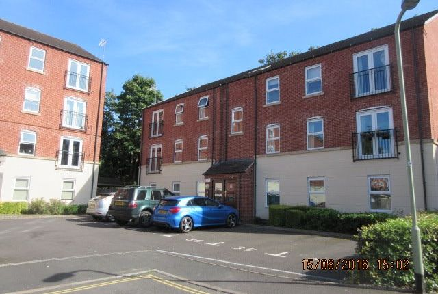 Thumbnail Flat to rent in Wilfred Owen Close, Shrewsbury