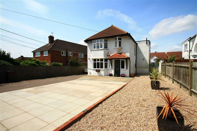 Thumbnail Detached house for sale in Main Road, Westfield, East Sussex