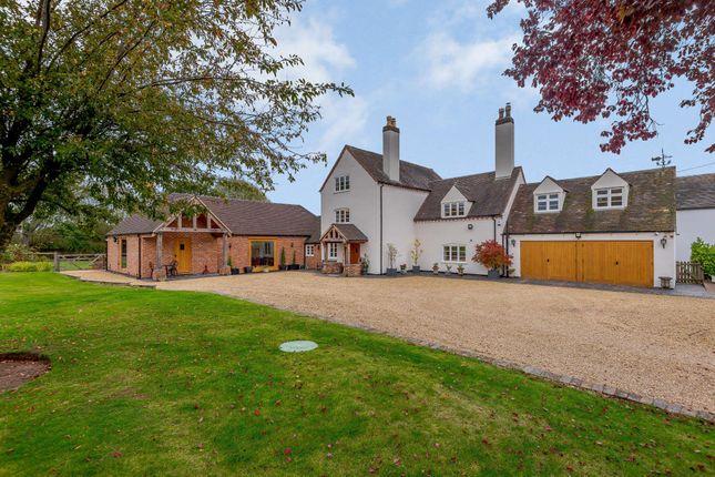 Thumbnail Detached house for sale in Green Lane, Middleton, Tamworth, Warwickshire