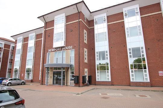 Thumbnail Flat to rent in Newport House, Thornaby