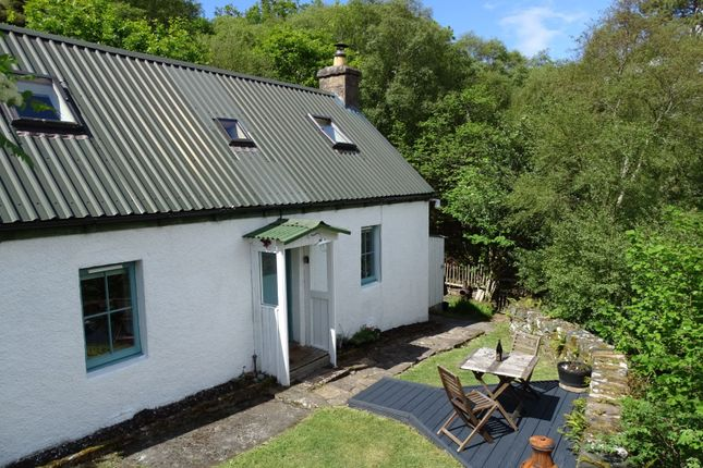 Thumbnail Cottage for sale in Applecross, Strathcarron