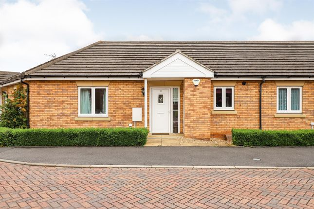 2 bed semi-detached bungalow for sale in Whitby Avenue, Eye, Peterborough PE6