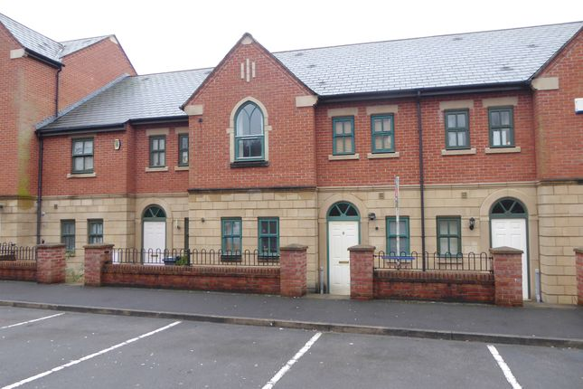 Thumbnail Town house to rent in Hadfield Close, Manchester