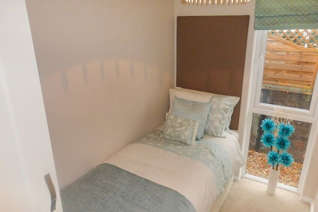 Bedroom Two of The Paddock, Westgate Park, Sleaford NG34
