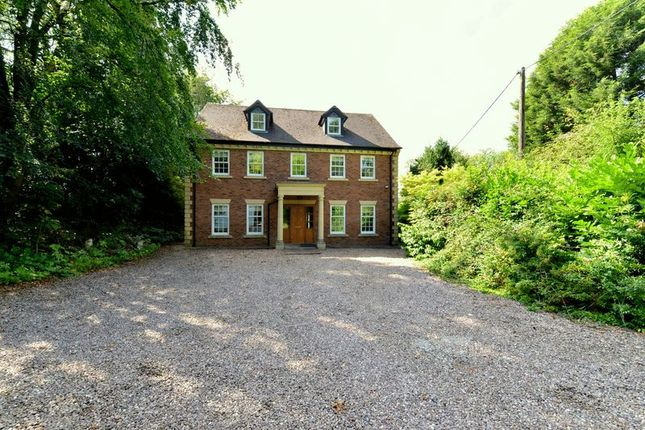 Thumbnail Detached house to rent in Common Lane, Whitmore, Newcastle