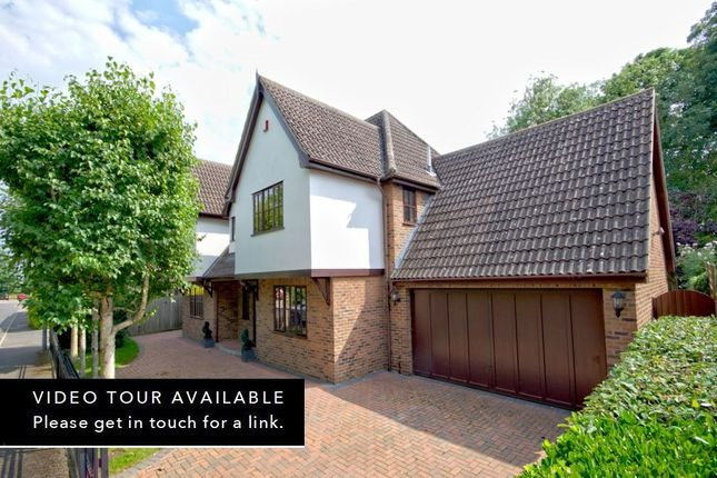 Thumbnail Detached house for sale in Orchard Close, Harston, Cambridge