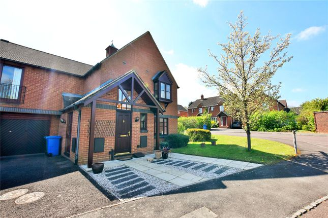 Thumbnail Flat for sale in Target Hill, Warfield, Berkshire