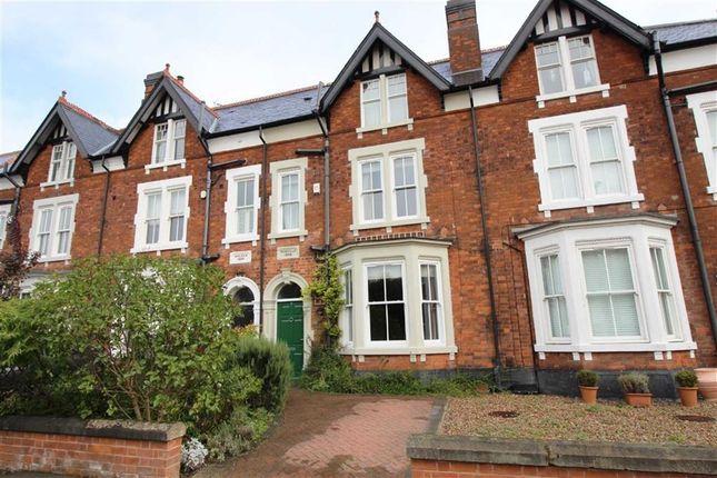 Thumbnail Terraced house for sale in Belper Road, Derby