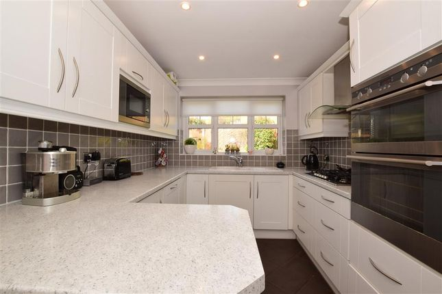 Thumbnail Detached house for sale in Hoveton Way, Ilford, Essex