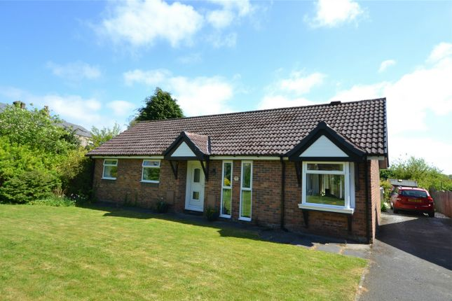 Thumbnail Detached bungalow for sale in Coniston Park, Cleator Moor, Cumbria