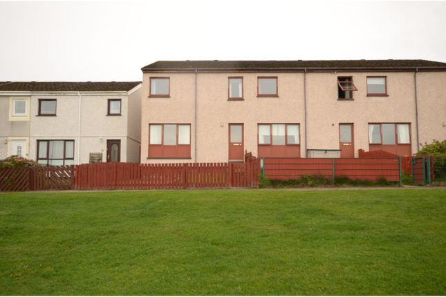 Thumbnail End terrace house for sale in Murray Road, Inverness