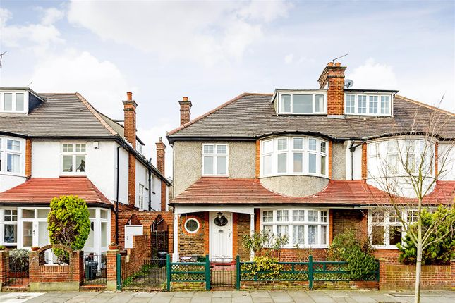Thumbnail Semi-detached house for sale in Alwyne Road, London