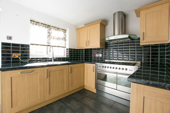 Thumbnail Terraced house to rent in Stanford Road, Northway, Tewkesbury