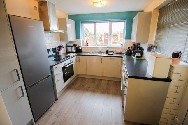 Kitchen of Warwick Close, Duston, Northampton NN5