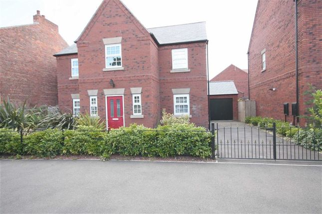 Thumbnail Detached house for sale in Queen Street, Retford, Nottinghamshire