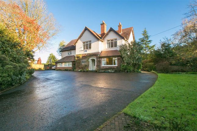 Thumbnail Detached house for sale in 154, Malone Road, Belfast