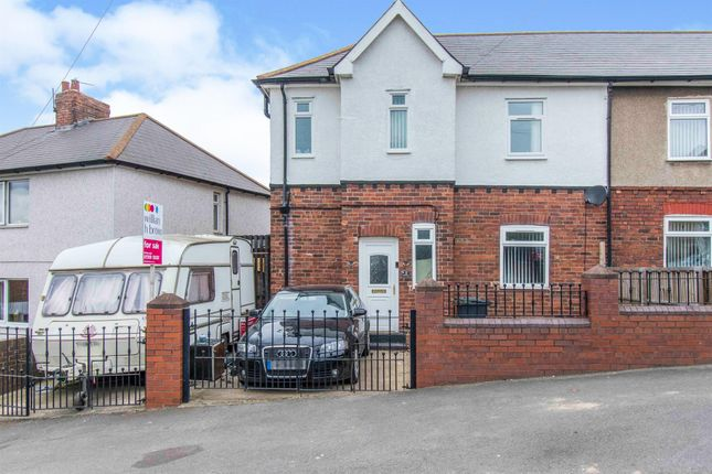 3 bed semi-detached house for sale in Tudor Street, Thurnscoe, Rotherham S63