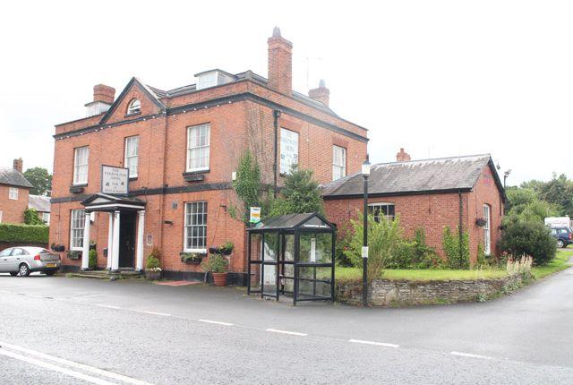 Thumbnail Pub/bar for sale in Tarrington, Herefordshie