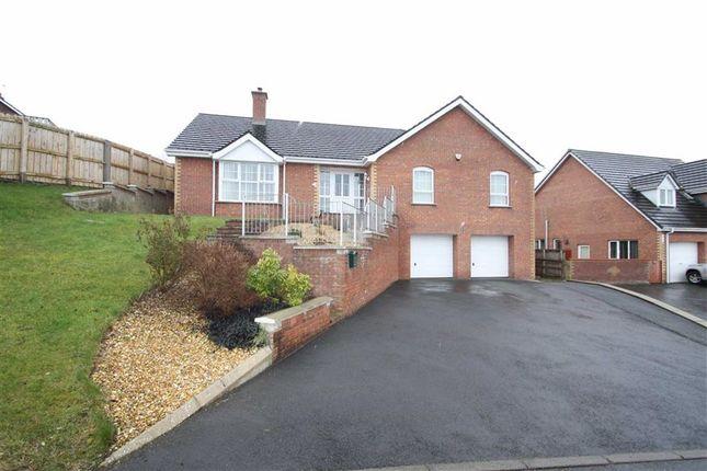 Thumbnail Detached bungalow for sale in Oakridge, Banbridge, Down