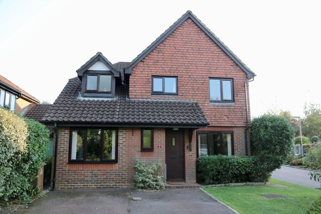 Thumbnail Detached house for sale in Twyner Close, Horley, Surrey