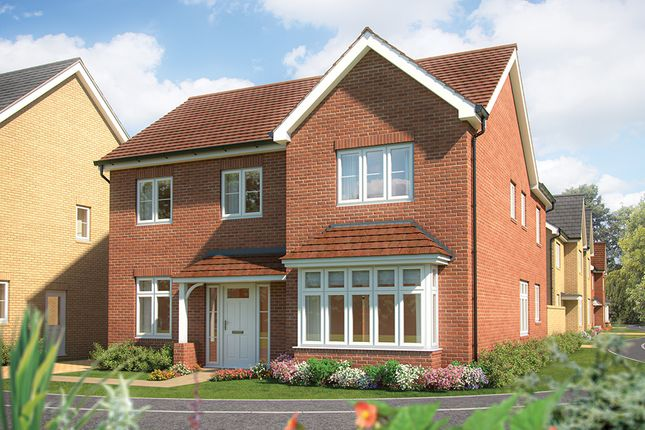 """4 bed property for sale in """"The Maple"""" at Silfield Road, Wymondham NR18"""