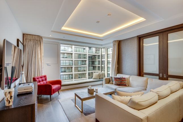 Thumbnail Flat for sale in Radnor Terrace, London