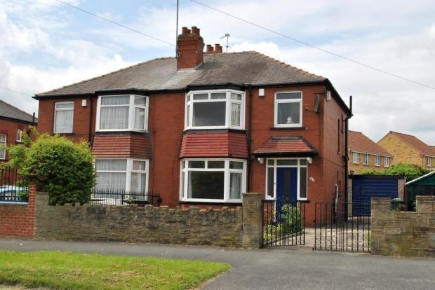 Thumbnail Semi-detached house to rent in Oakwood Lane, Leeds