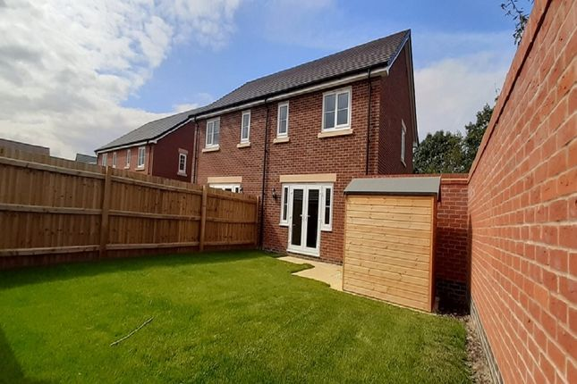 2 bedroom semi-detached house for sale in Ellis Gardens, Newton Lane, Newton, Rugby