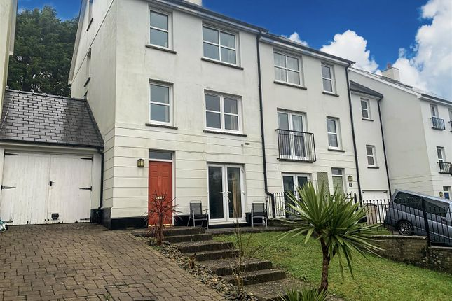 3 bed terraced house for sale in Kensington Gardens, Haverfordwest SA61