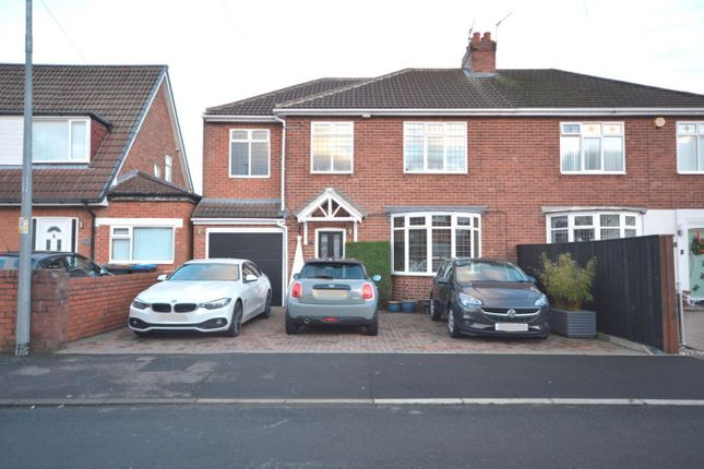 Thumbnail Semi-detached house for sale in Lyndhurst Avenue, Chester Le Street
