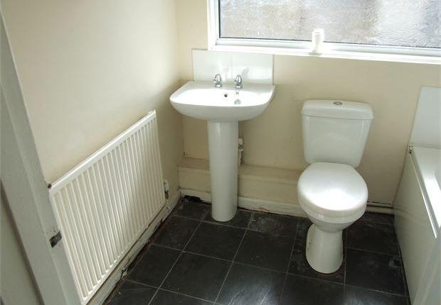 Bathroom of Thomas Street, Clydach Vale, Rhondda Cynon Taff. CF40