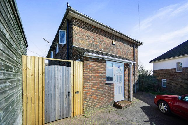 3 bed semi-detached house for sale in Manor Road, Brighton
