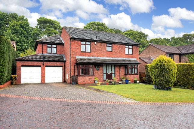 Thumbnail Detached house for sale in The Grange, Newton Aycliffe