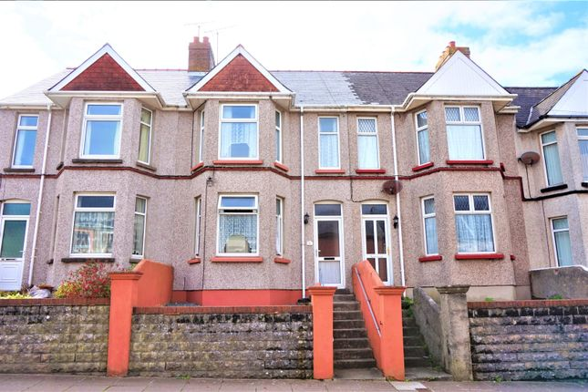 Thumbnail Terraced house for sale in St. Annes Road, Milford Haven