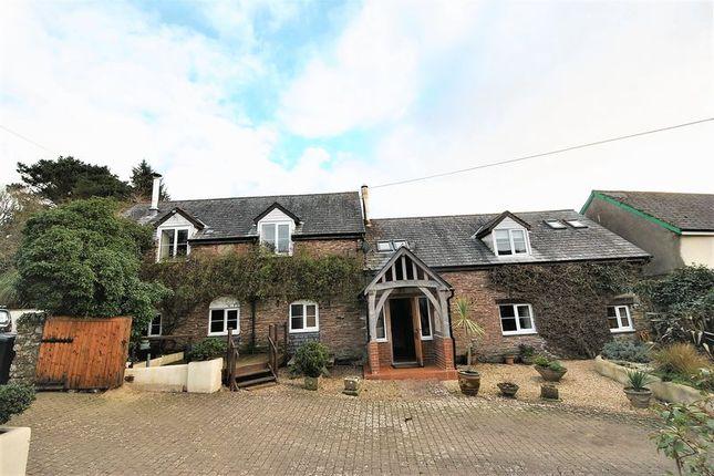 Thumbnail 3 bed terraced house to rent in Kernborough, Kingsbridge