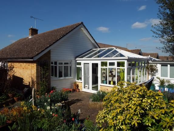 Thumbnail Bungalow for sale in Mill Gardens, Ringmer, Lewes, East Sussex