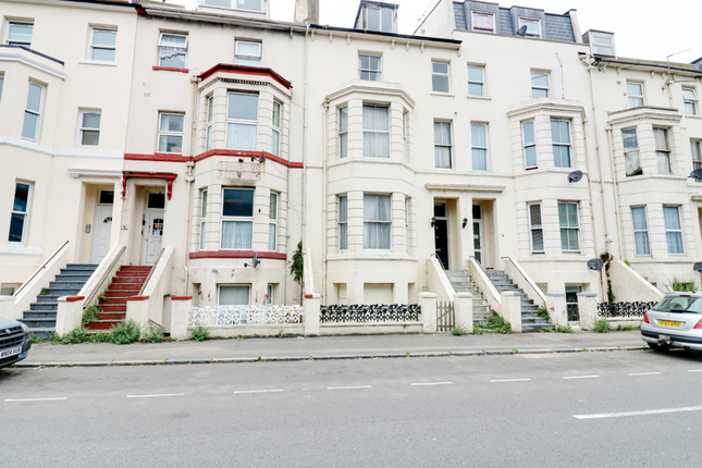 Thumbnail Terraced house for sale in Marine Terrace, Folkestone