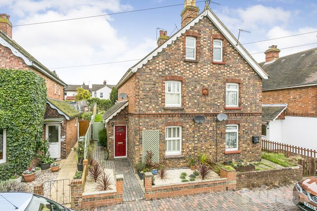Thumbnail Semi-detached house for sale in Gordon Road, Tunbridge Wells