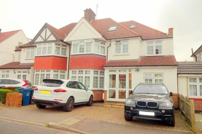 Thumbnail Semi-detached house to rent in South Way, North Harrow