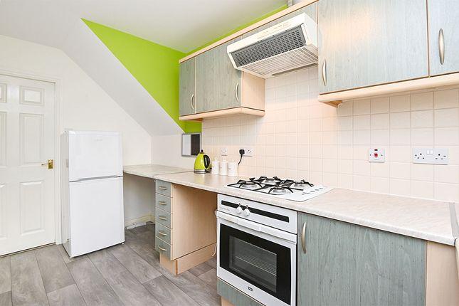 Kitchen of Horninglow Croft, Burton-On-Trent, Staffordshire DE13