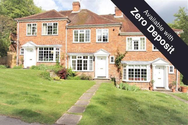 Thumbnail Terraced house to rent in Hillside, Hardwick Road, Whitchurch-On-Thames, Reading