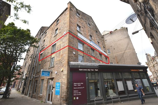 Thumbnail Office for sale in 4/2 Carpet Lane, Edinburgh