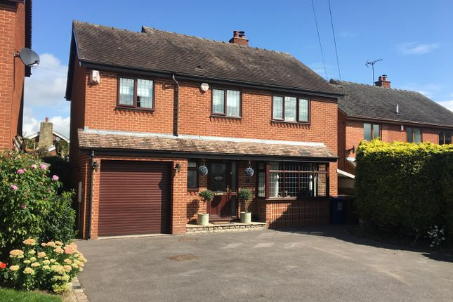 Thumbnail Detached house for sale in High Street, Stramshall, Uttoxeter