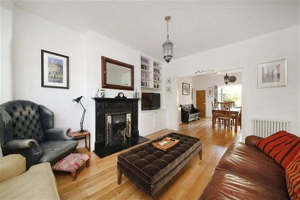 Thumbnail Terraced house to rent in Tulsemere Road, London